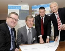 Building Starts on Extra Care Housing Scheme at Parkgate