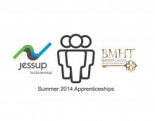 Summer 2014 Apprenticeships