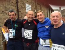Vyrnwy half marathon